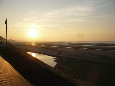 dunkerque coucher de soleil par pierre-yves gires