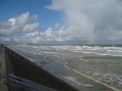 digue plage dunkerque menacée par la mer par pierre-yves gires