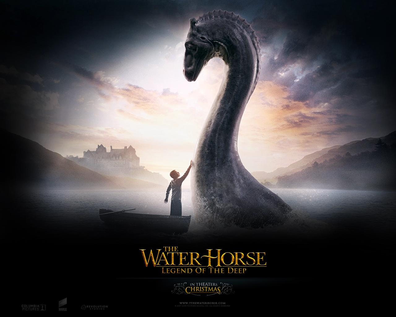 The Water Horse: Legend of the Deep Wallpapers | Movie ...
