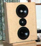 Red Spade Audio: DIY Open Baffle speakers