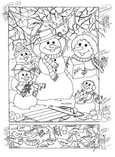 find it coloring pages | Di-votionals: Seek and Find