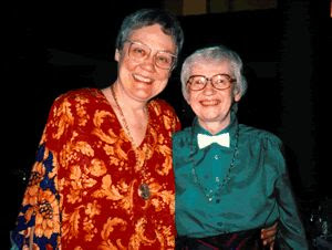 Barbara Gittings, Kay Lahausen