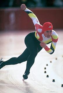 Christa Luding - Calgary 1988