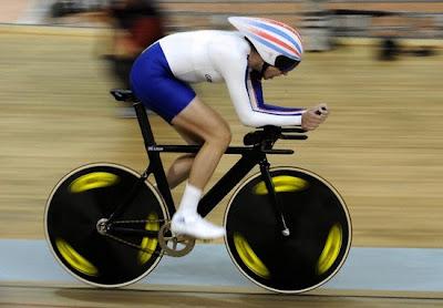Beijing 2008 - Rebecca Romero, campeona olímpica en persecución individual