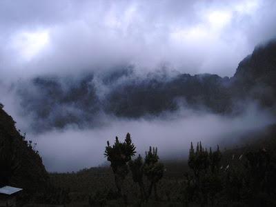 Montañas Rwenzori