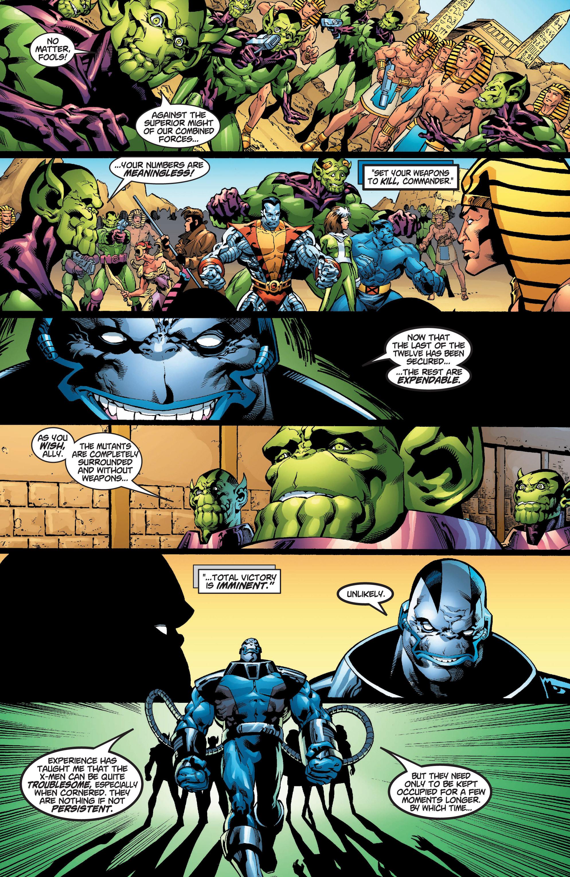 Read online Uncanny X-Men (1963) comic -  Issue #377 - 18