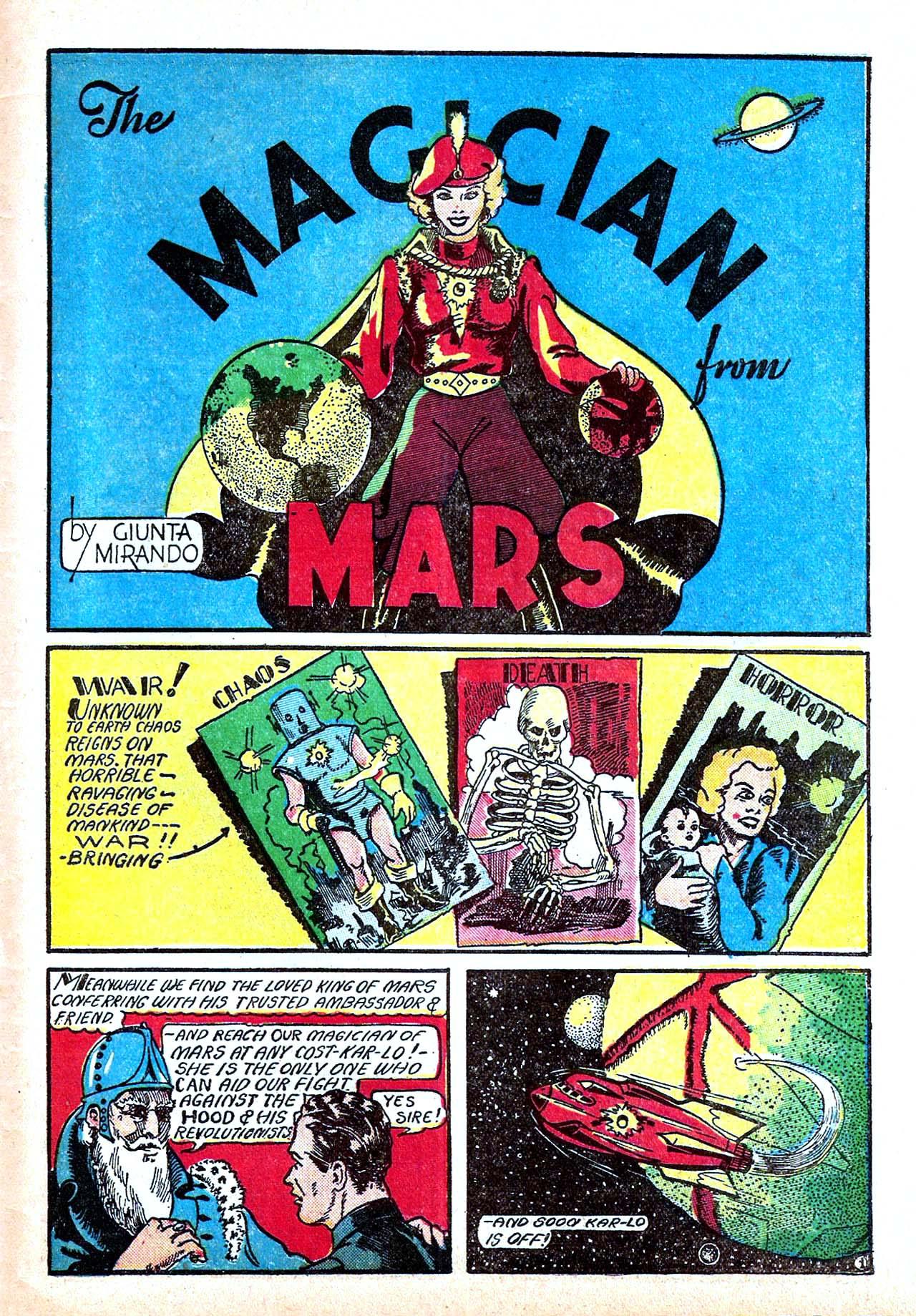 Read online Amazing Man Comics comic -  Issue #11 - 59