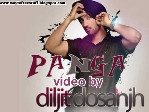 Diljit Dosanjh - Panga Feat.Honey singh (Video) ~ Movies ...
