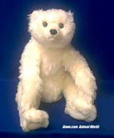 polar bear plush stuffed animal