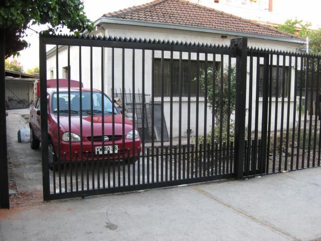 Estructuras metalicas rejas - Puertas de metal para casas ...