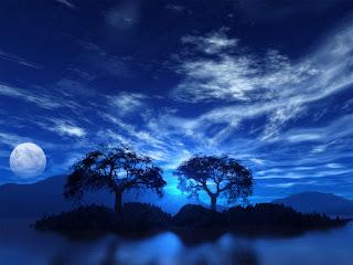 नील गगन में तैर रहा है, उजला-उजला चाँद किन आँखों से देखा जाए, चंचल चेहरे जैसा चाँद