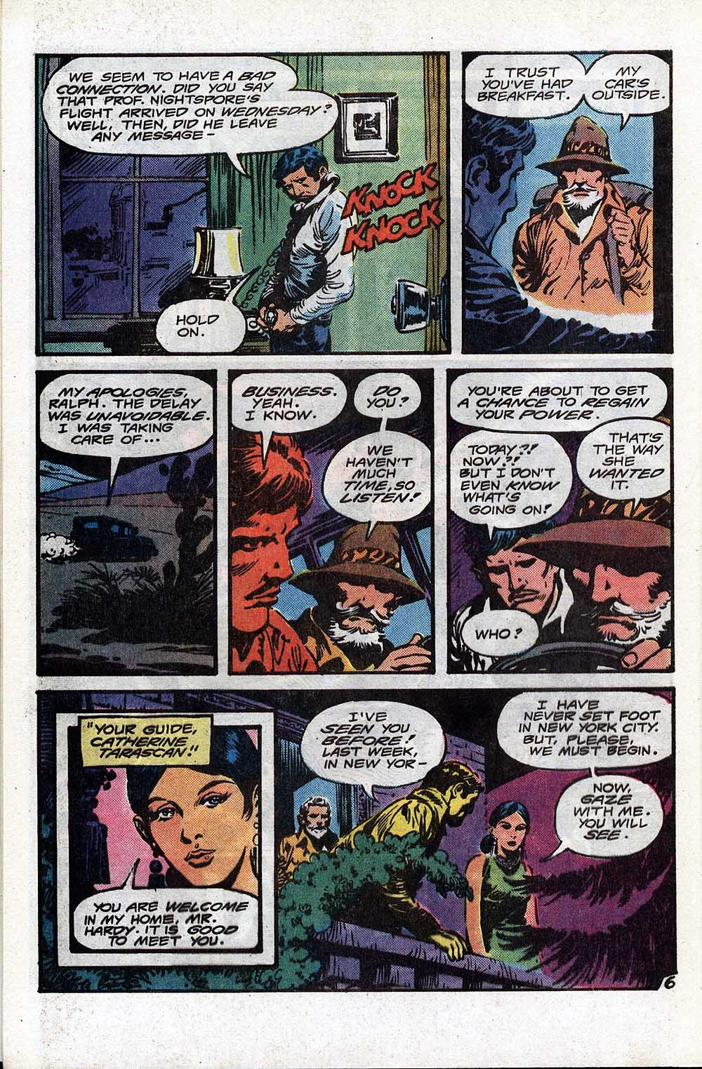 Read online The Fly (1983) comic -  Issue #4 - 28
