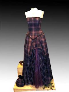 Old Dress Medieval Celtic Style Wedding Dresses