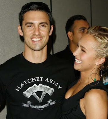 are milo ventimiglia and hayden panettiere still dating