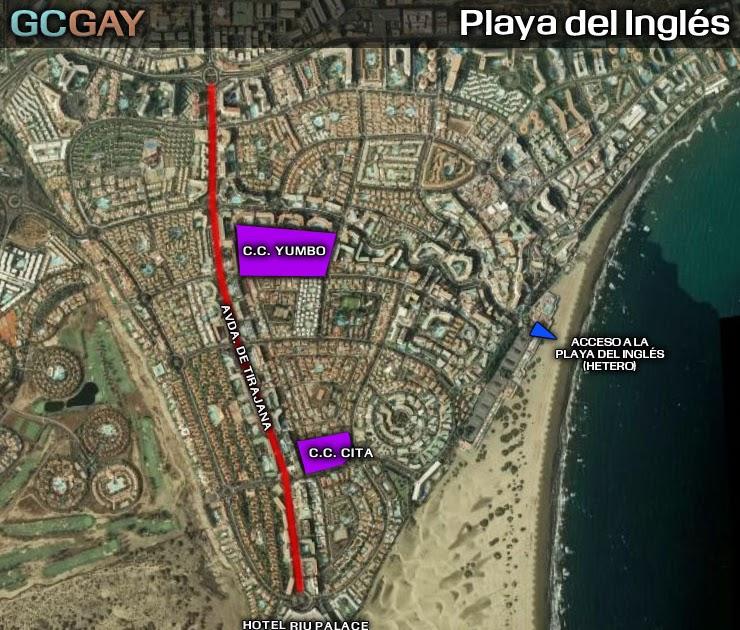 alojamientos gays en playa del ingles