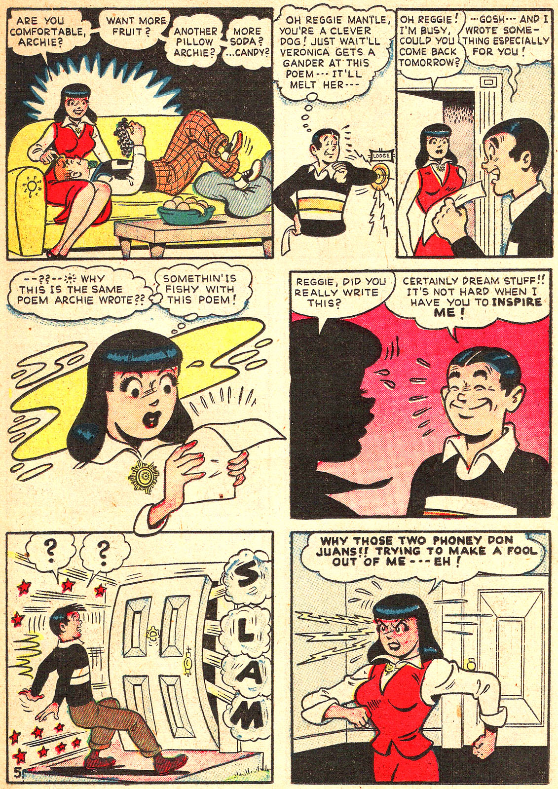 Read online Archie's Girls Betty and Veronica comic -  Issue #Archie's Girls Betty and Veronica Annual 1 - 43