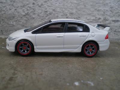 Honda Civic Type R Customized