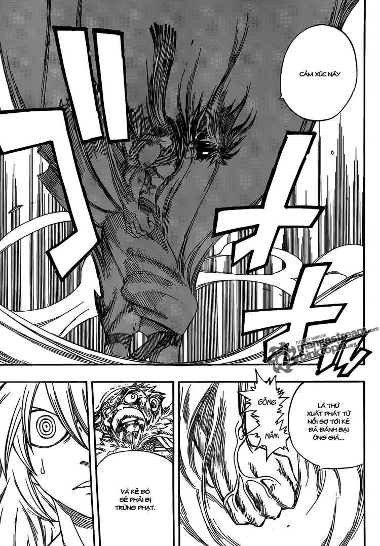 Fairy Tail chap 218 trang 18