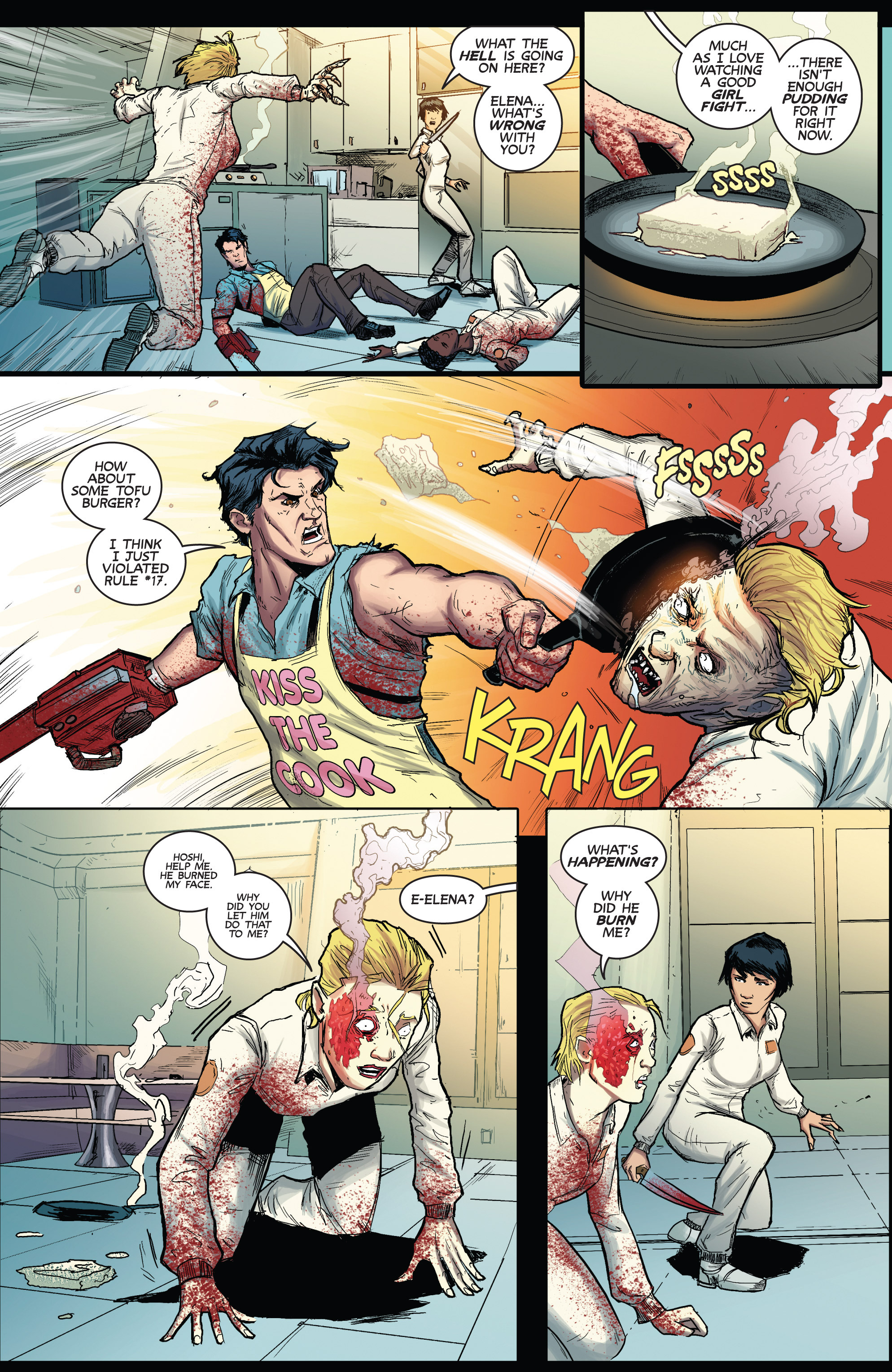 Read online Army of Darkness (2014) comic -  Issue #3 - 9