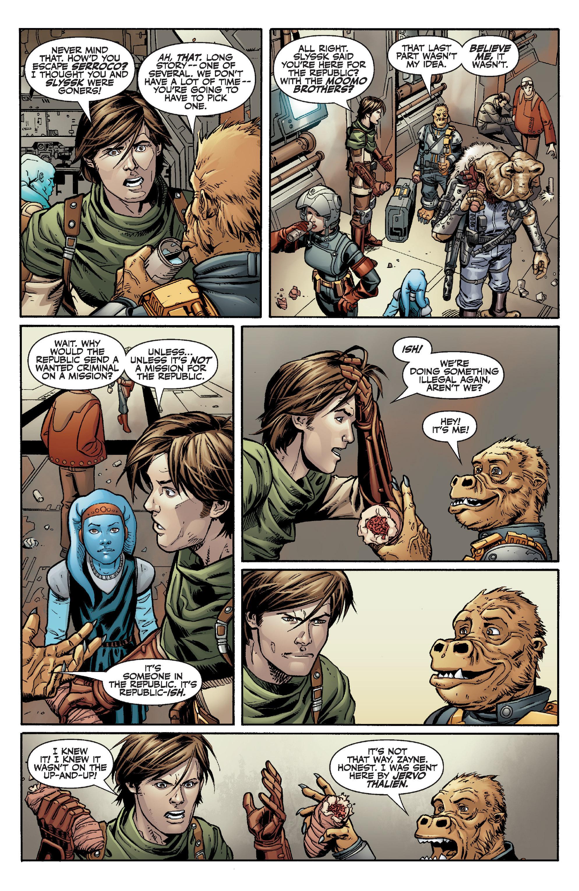 Read online Star Wars Omnibus comic -  Issue # Vol. 32 - 85