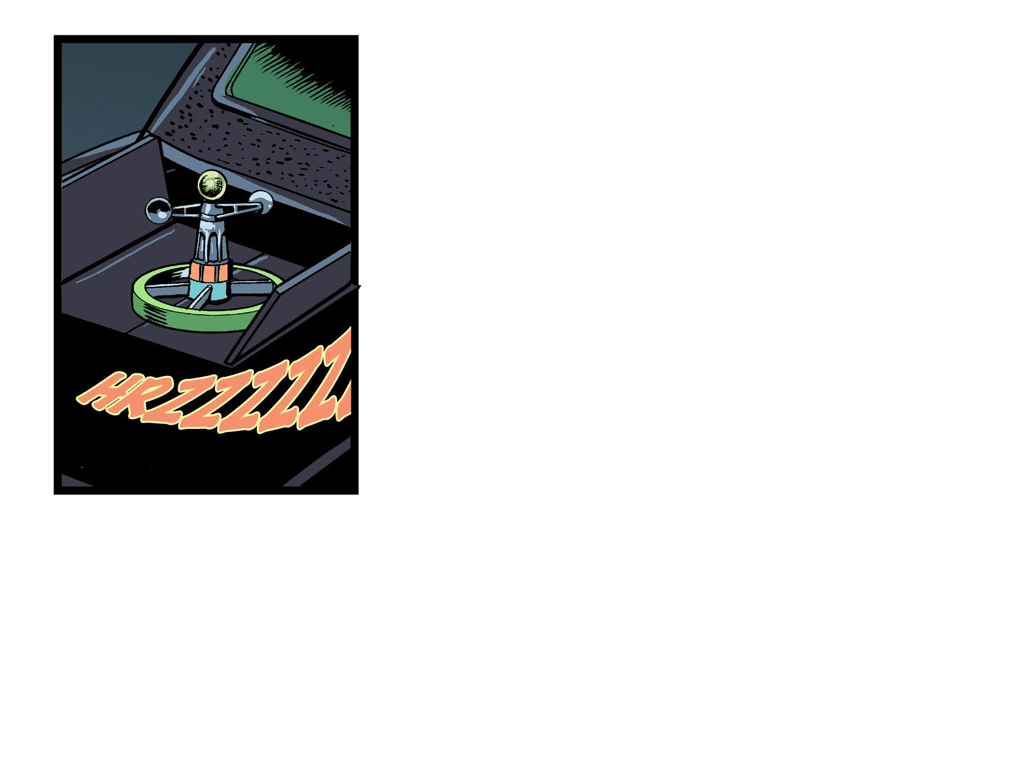 Read online Batman '66 Meets the Green Hornet [II] comic -  Issue #4 - 81