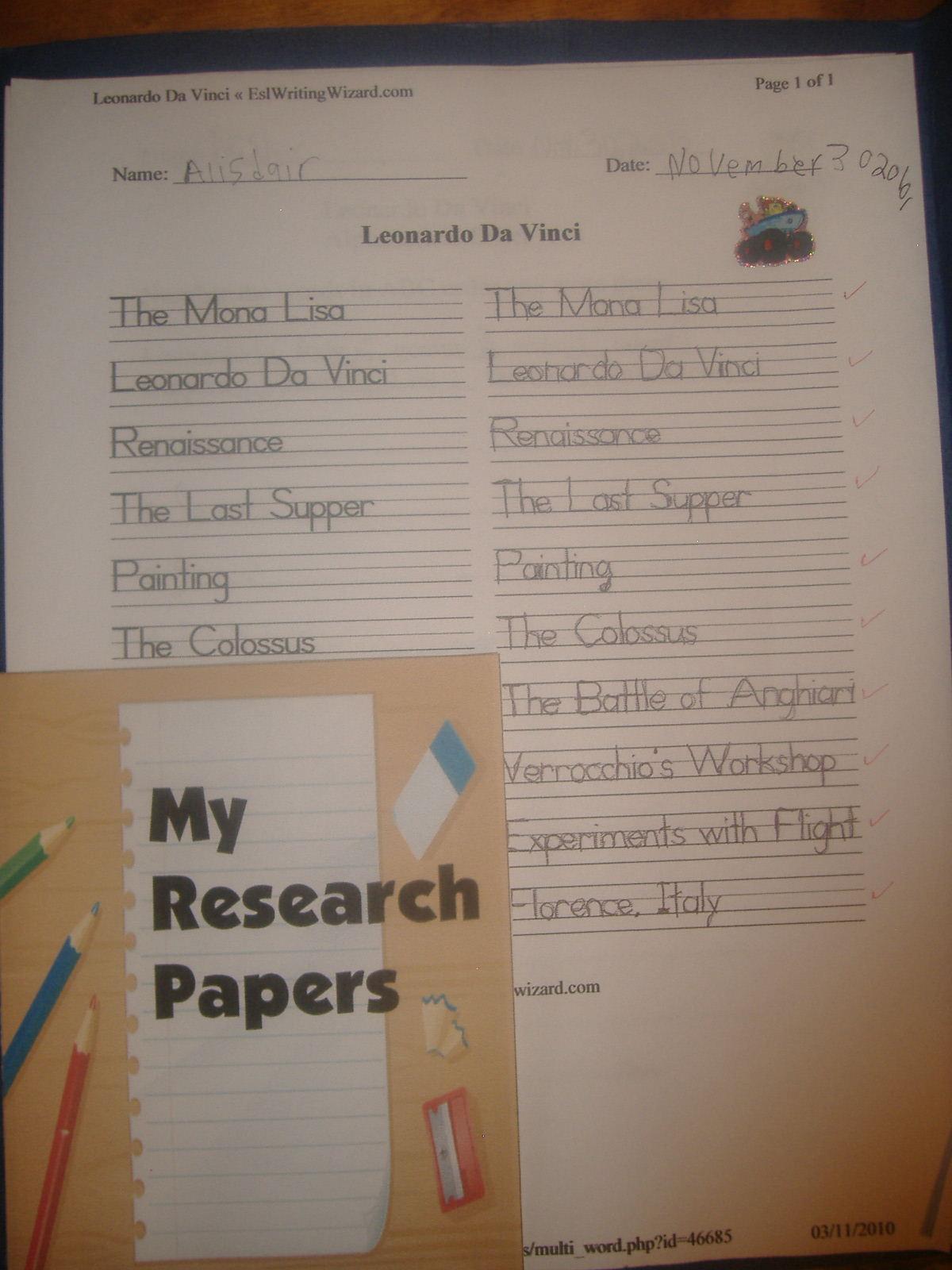 Porter S Primary Lapbook