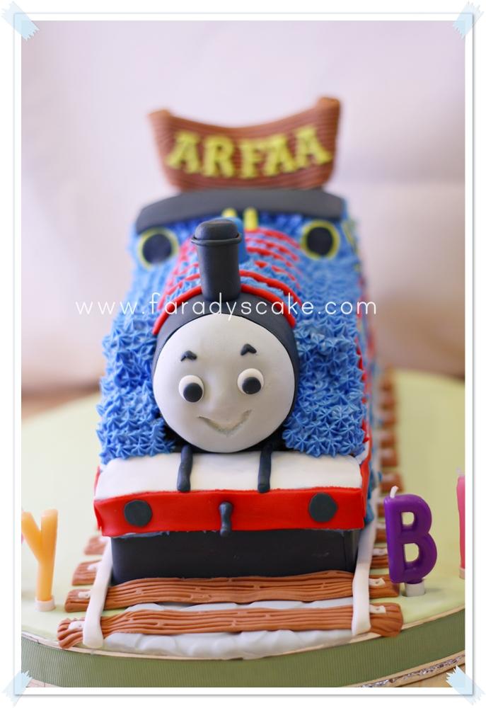 Thomas Cake Decorating Ideas