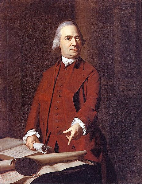 Samuel Adams: political agitator, pragmatist and legend