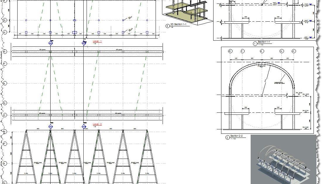 Revit @ Waterman: Using Revit to produce impressive scheme