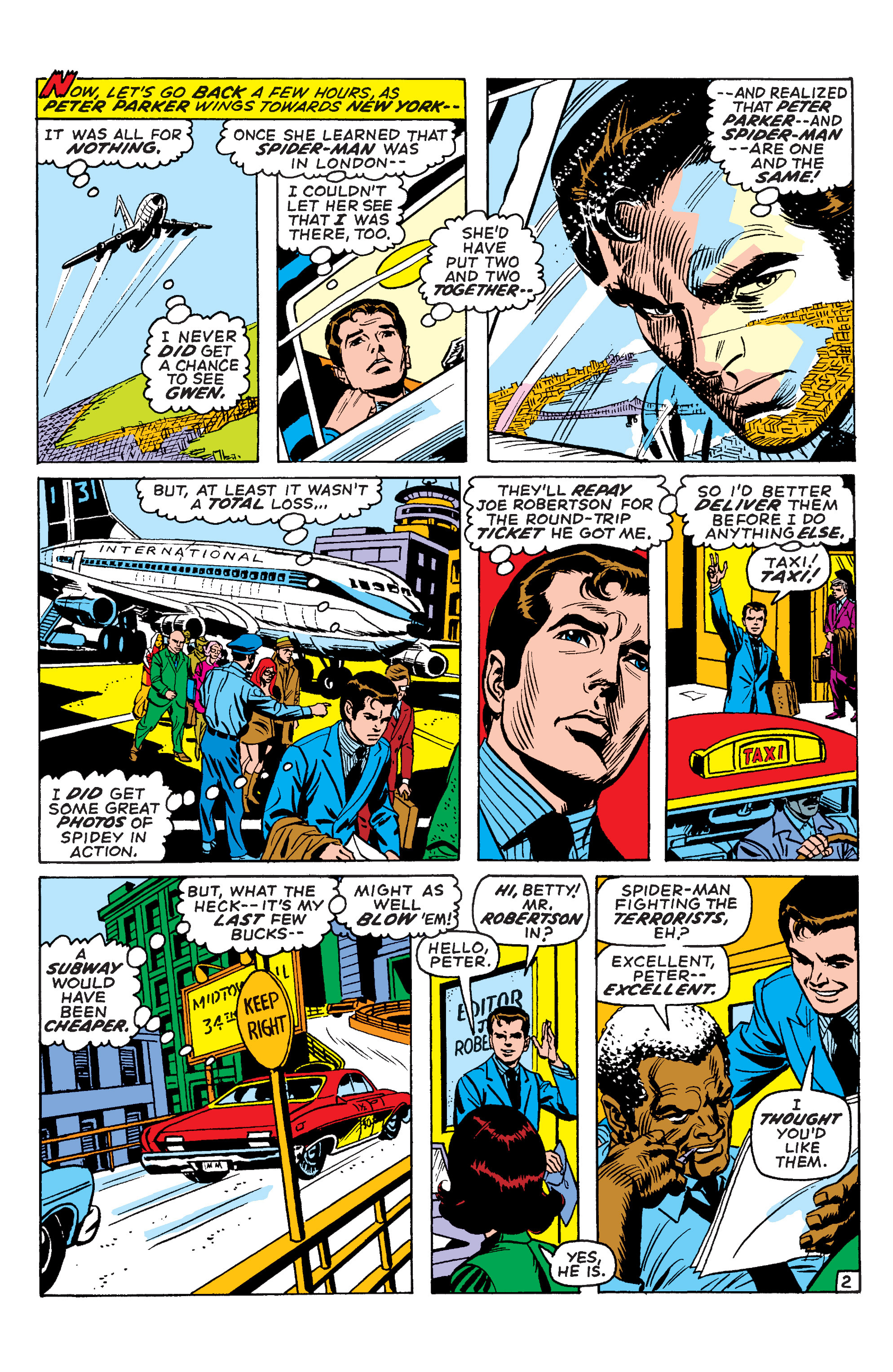 The Amazing Spider-Man (1963) 96 Page 2