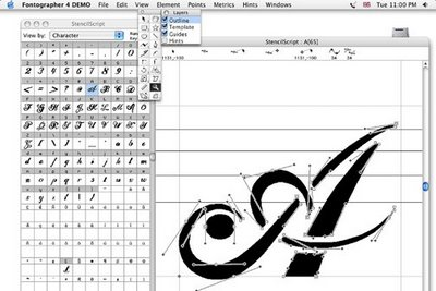 Download: Fontographer