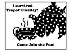 Teapot Tuesday Badge