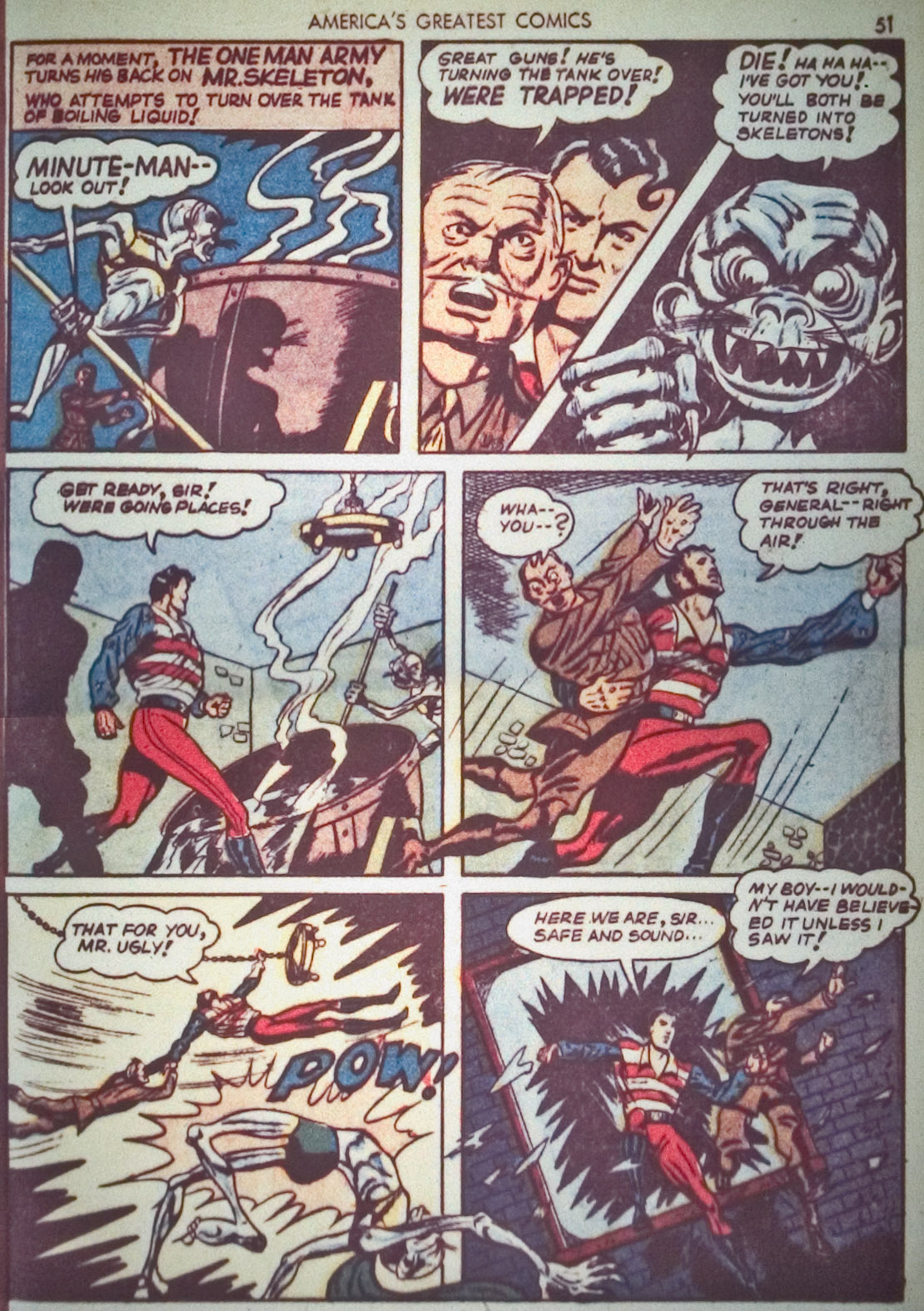 Read online America's Greatest Comics comic -  Issue #1 - 54