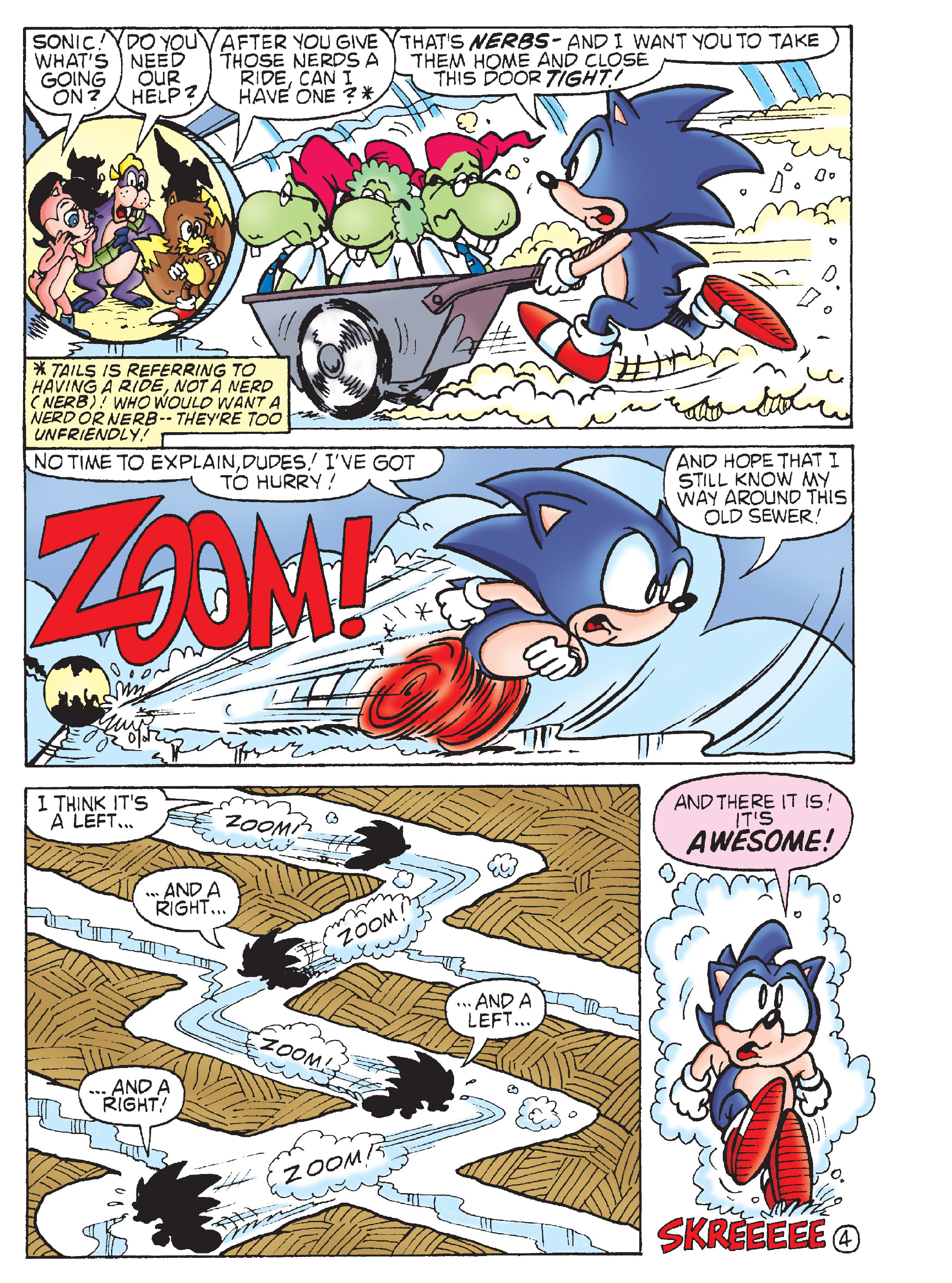 Read online Sonic Super Digest comic -  Issue #7 - 77