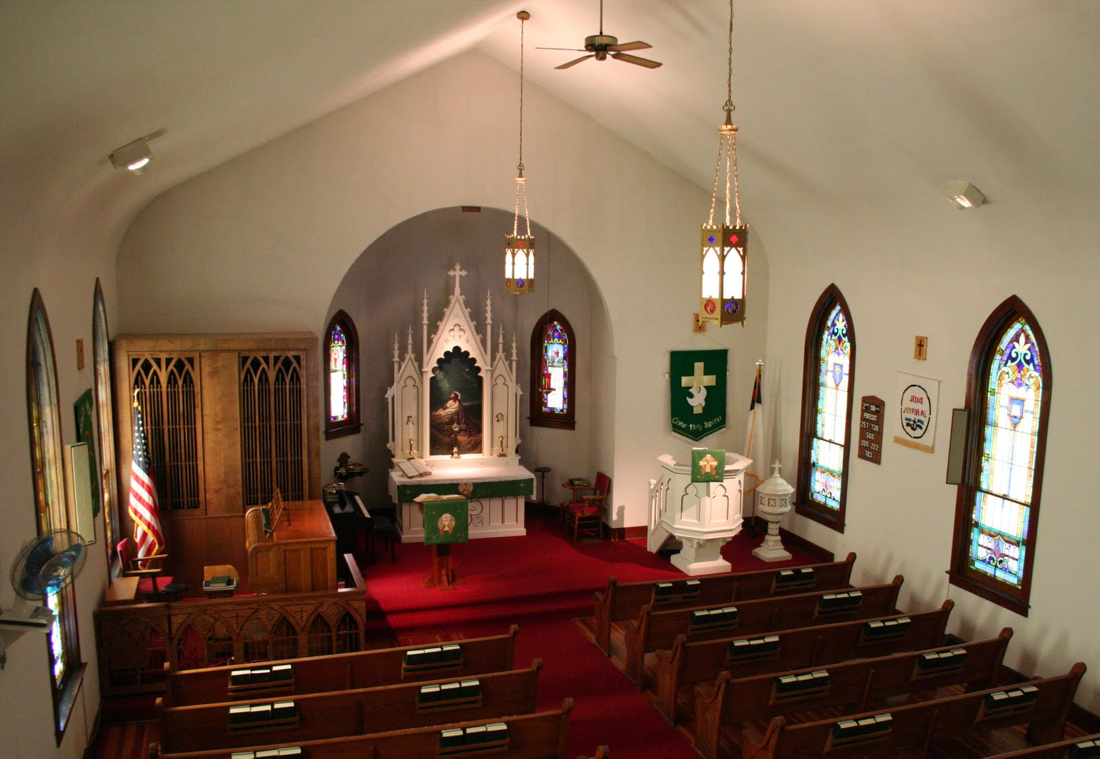 The Steeplechase St Peter Lutheran Church Elca Creston Ne