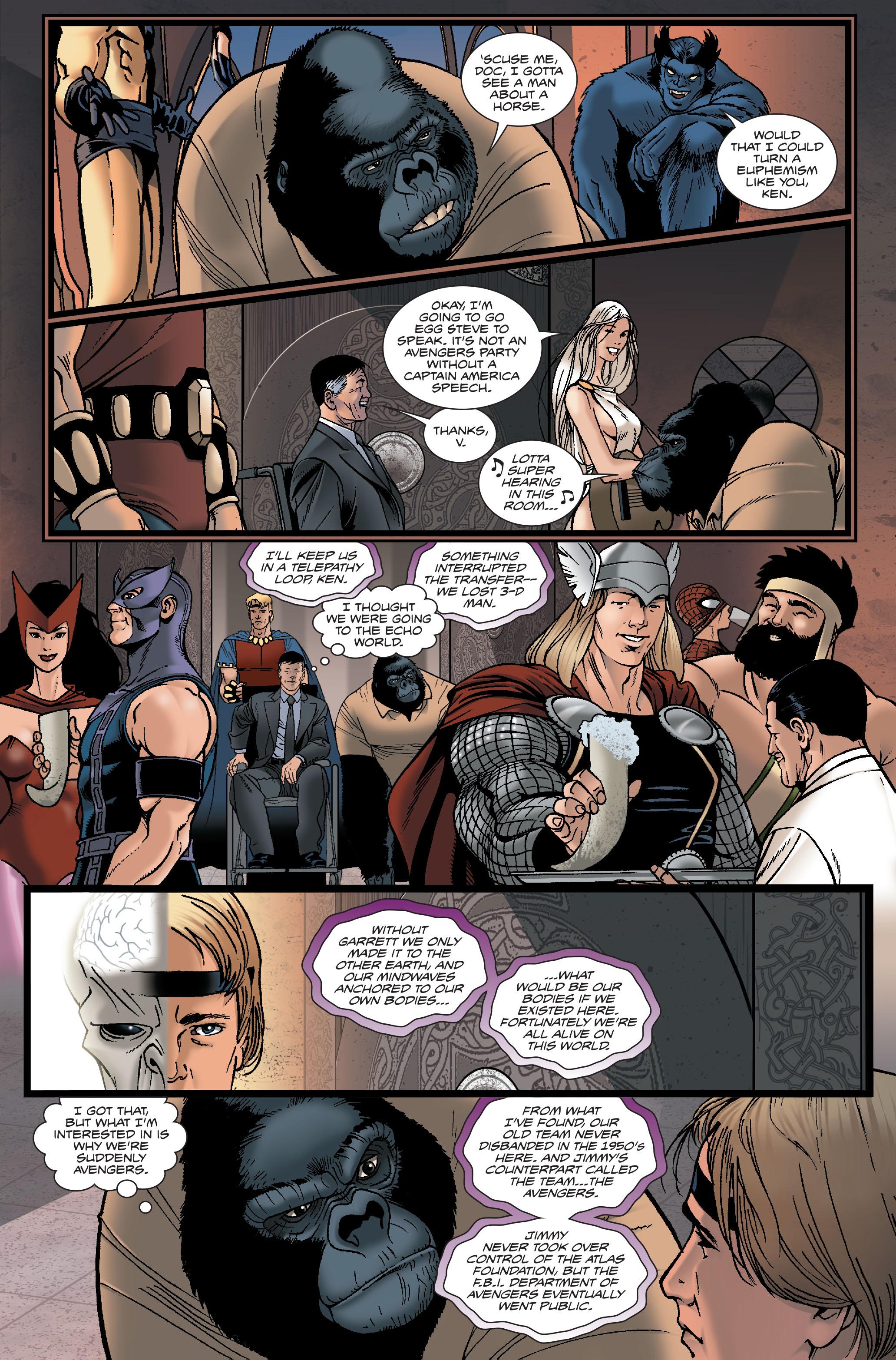 Read online Atlas comic -  Issue #4 - 23