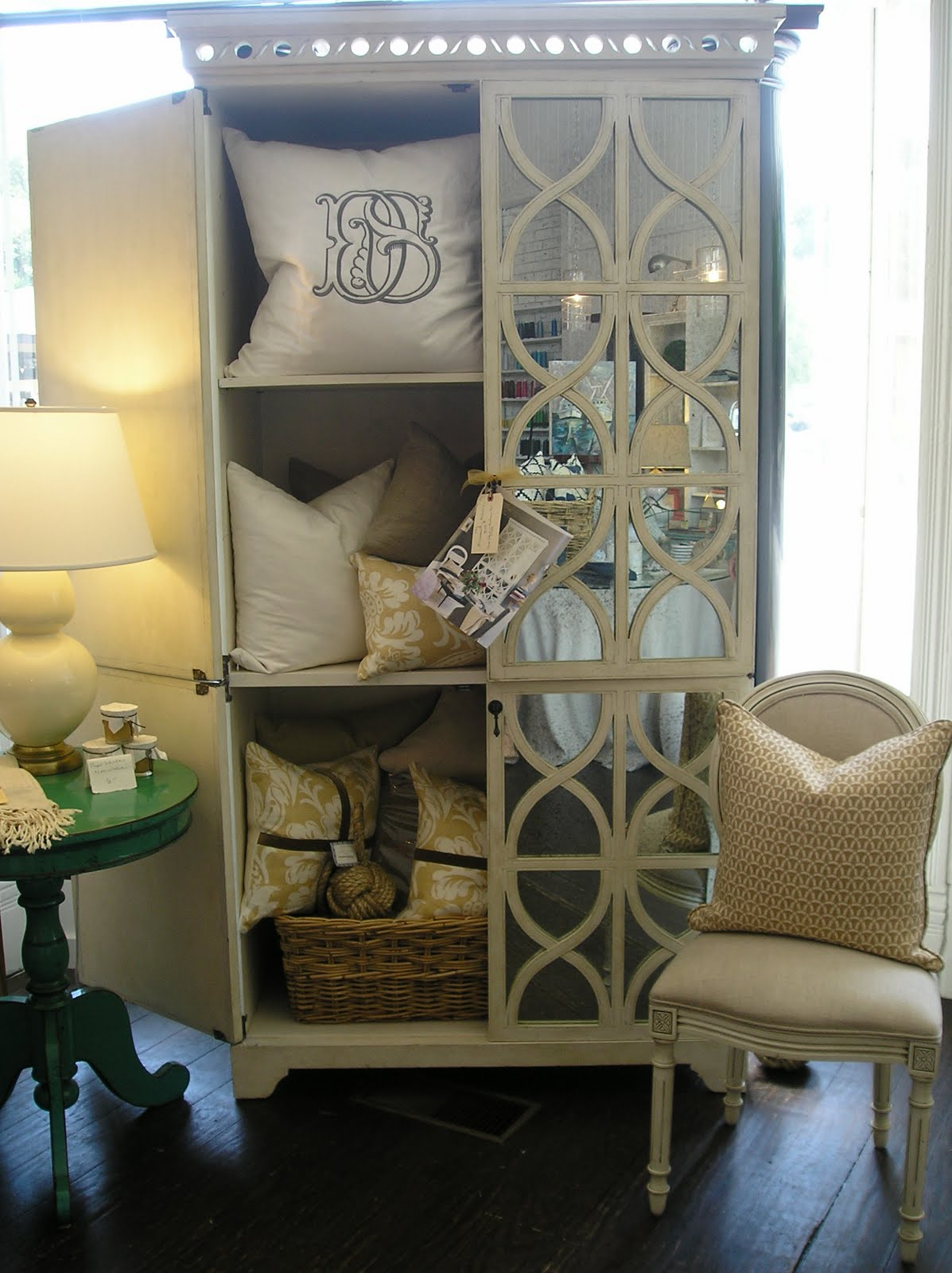 Number Four Eleven Oly Armoire