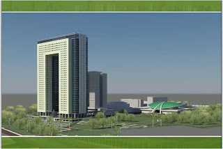 foto / gambar gedung baru DPR