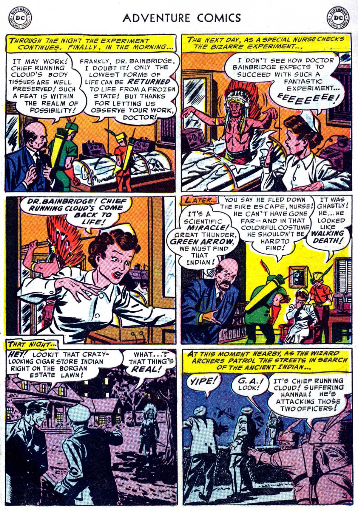 Read online Adventure Comics (1938) comic -  Issue #199 - 29