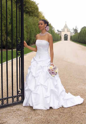 African American Brides Blog: Wedding Dress of the Day