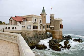 Former Home Vina del Mar Chile