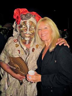 Pat Dunlap Carnaval Singer Montevideo Uruguay