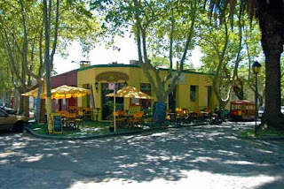 Barrio Historico Restaurant Colonia del Sacramento Uruguay