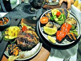 Argentina Loma Steak Dinner Buenos Aires argentina