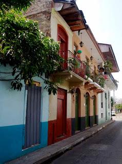 Old Colonia Homes Panama City Panama