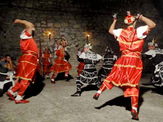 Moresha Sword Dance Korcula Croatia