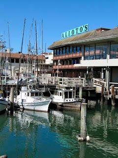 Alioto's Restaurant - Fisherman's Wharf
