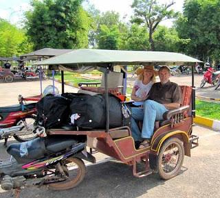 Cambodian Taxi Angkor Wat Cambodia