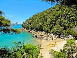 Abel Tasman National Park South Island New Zealand