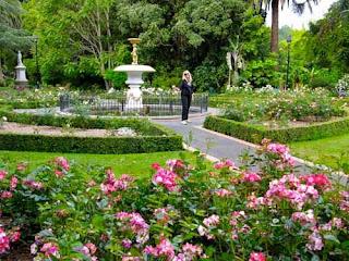 Queens Garden Nelson New Zealand